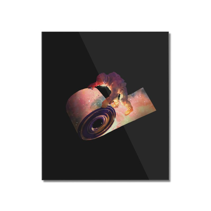 Roll Out Home Mounted Acrylic Print by nicebleed