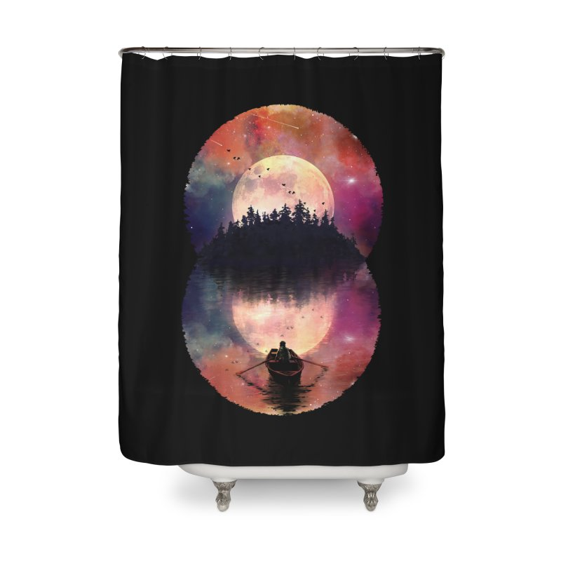 Nature's Union Home Shower Curtain by nicebleed