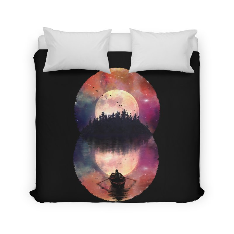 Nature's Union Home Duvet by nicebleed