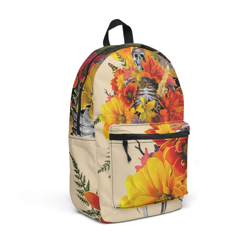 Dress To Kill Accessories Backpack Bag by nicebleed