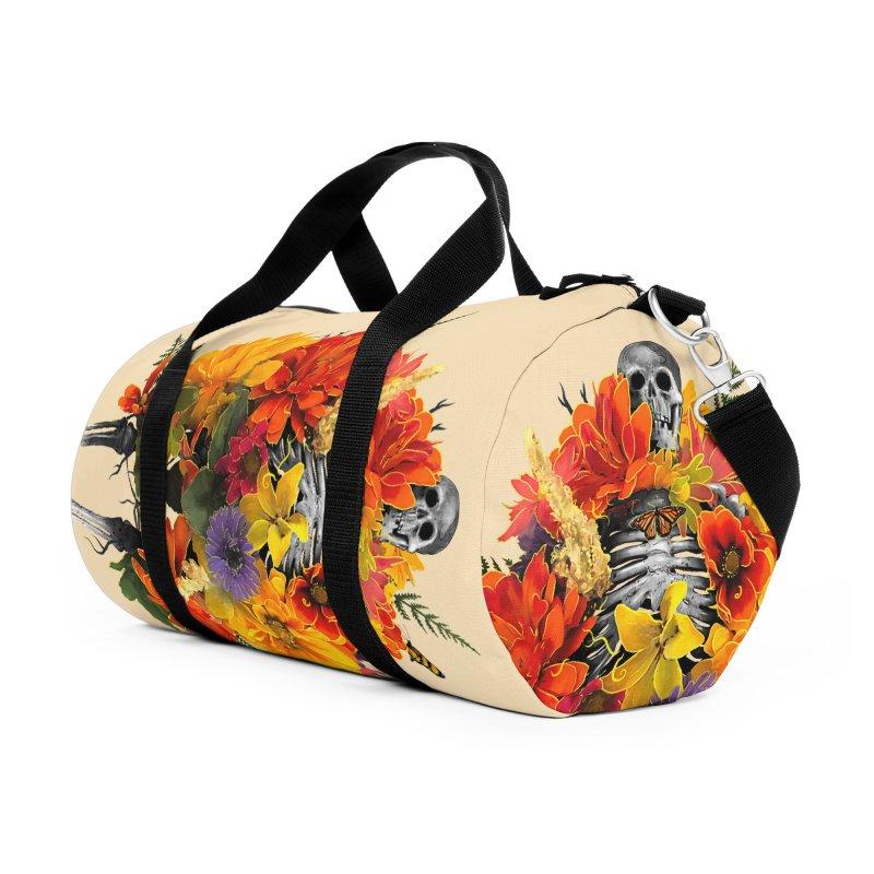 Dress To Kill Accessories Duffel Bag Bag by nicebleed