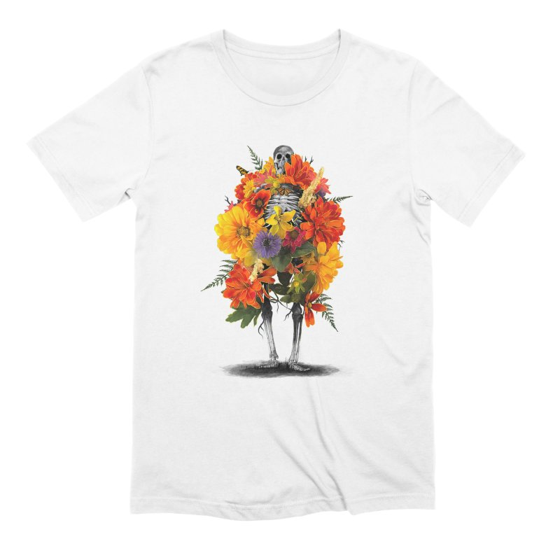 Dress To Kill in Men's Extra Soft T-Shirt White by nicebleed