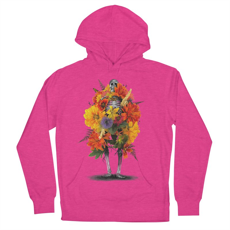 Dress To Kill Women's French Terry Pullover Hoody by nicebleed