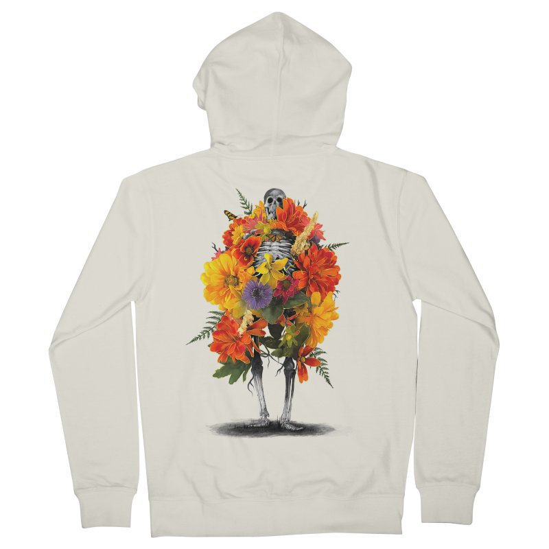 Dress To Kill Women's French Terry Zip-Up Hoody by nicebleed