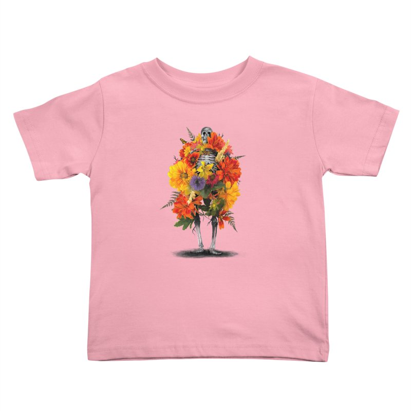 Dress To Kill Kids Toddler T-Shirt by nicebleed