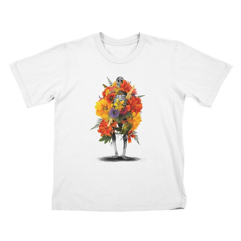 Dress To Kill Kids T-Shirt by nicebleed