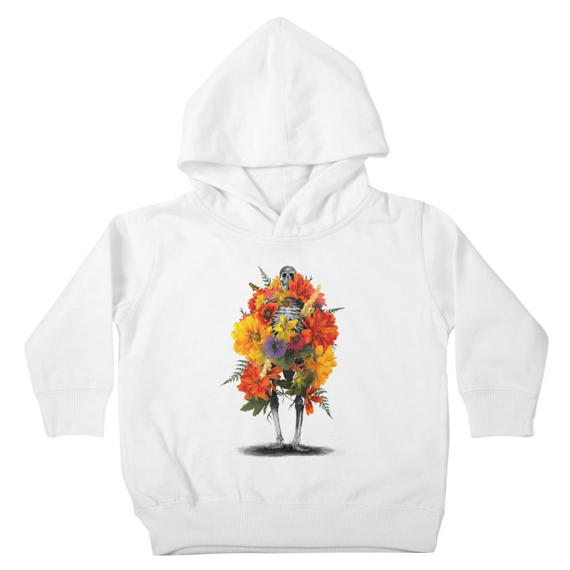 Dress To Kill Kids Toddler Pullover Hoody by nicebleed