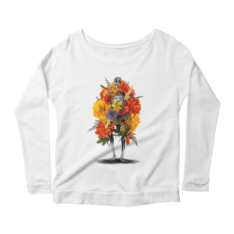 Dress To Kill Women's Scoop Neck Longsleeve T-Shirt by nicebleed