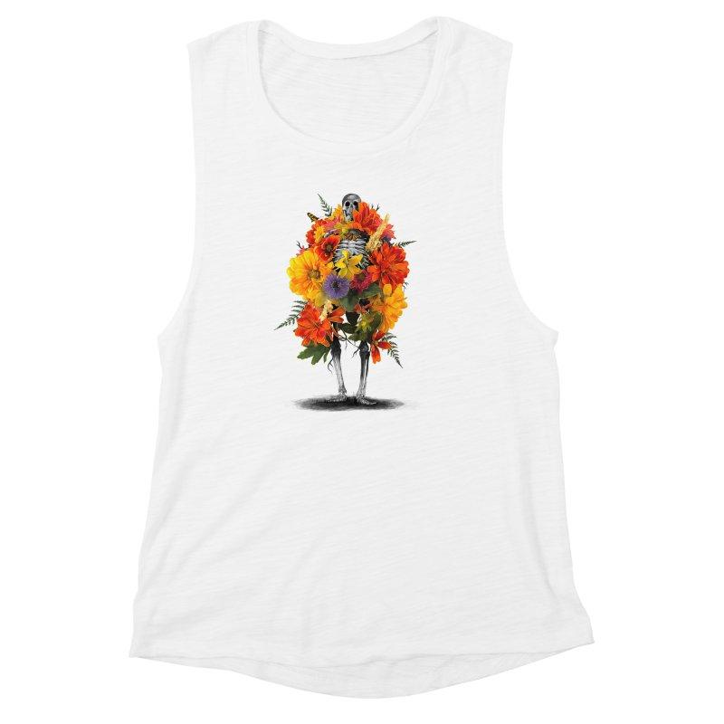 Dress To Kill Women's Muscle Tank by nicebleed