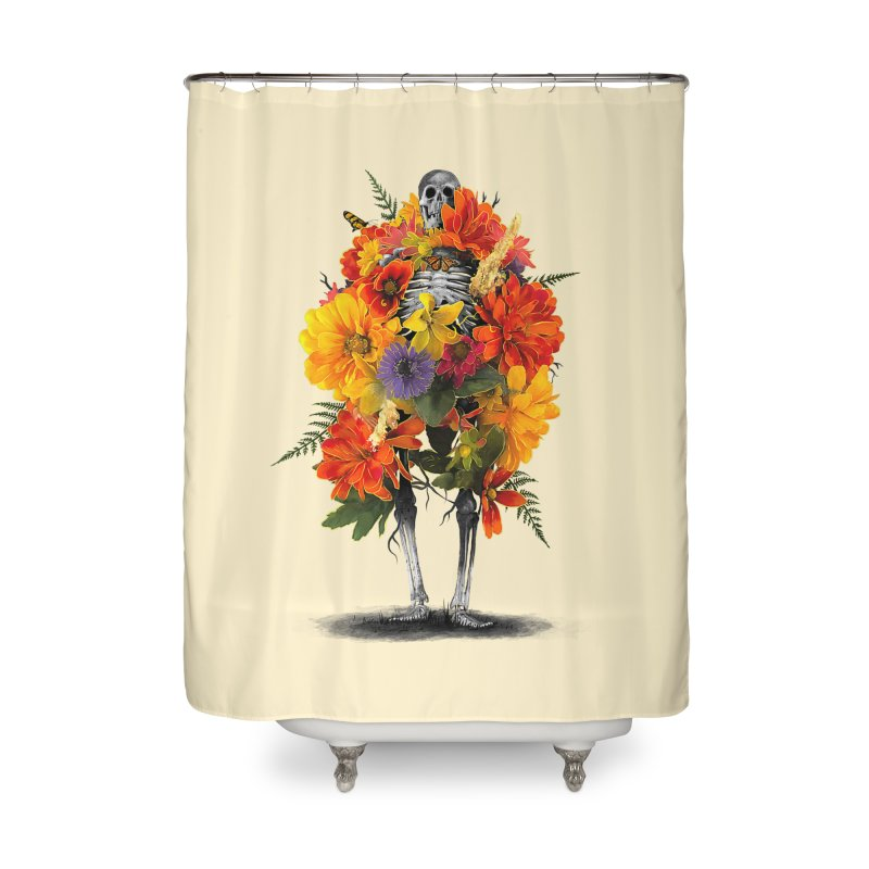 Dress To Kill Home Shower Curtain by nicebleed