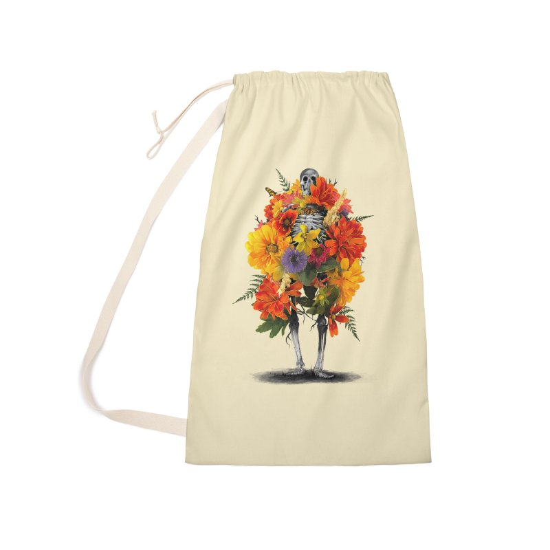 Dress To Kill Accessories Laundry Bag Bag by nicebleed
