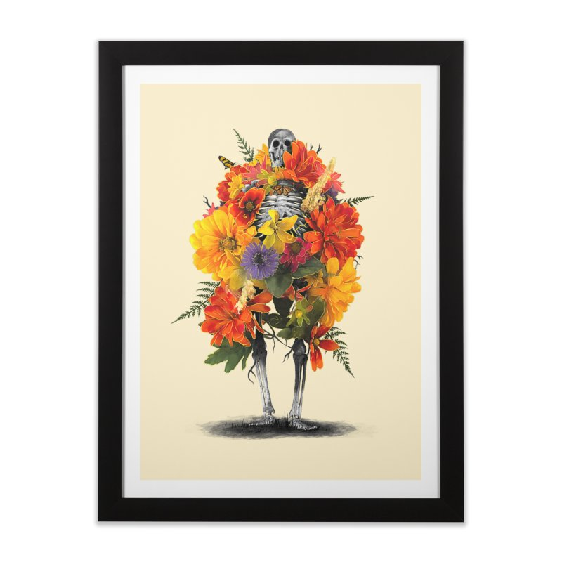 Dress To Kill Home Framed Fine Art Print by nicebleed