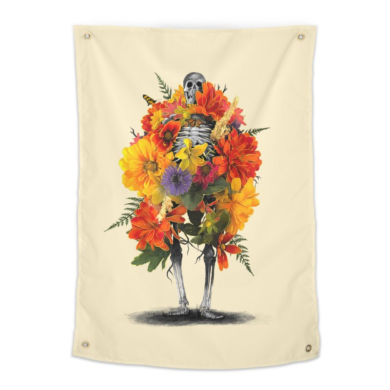 Dress To Kill Home Tapestry by nicebleed