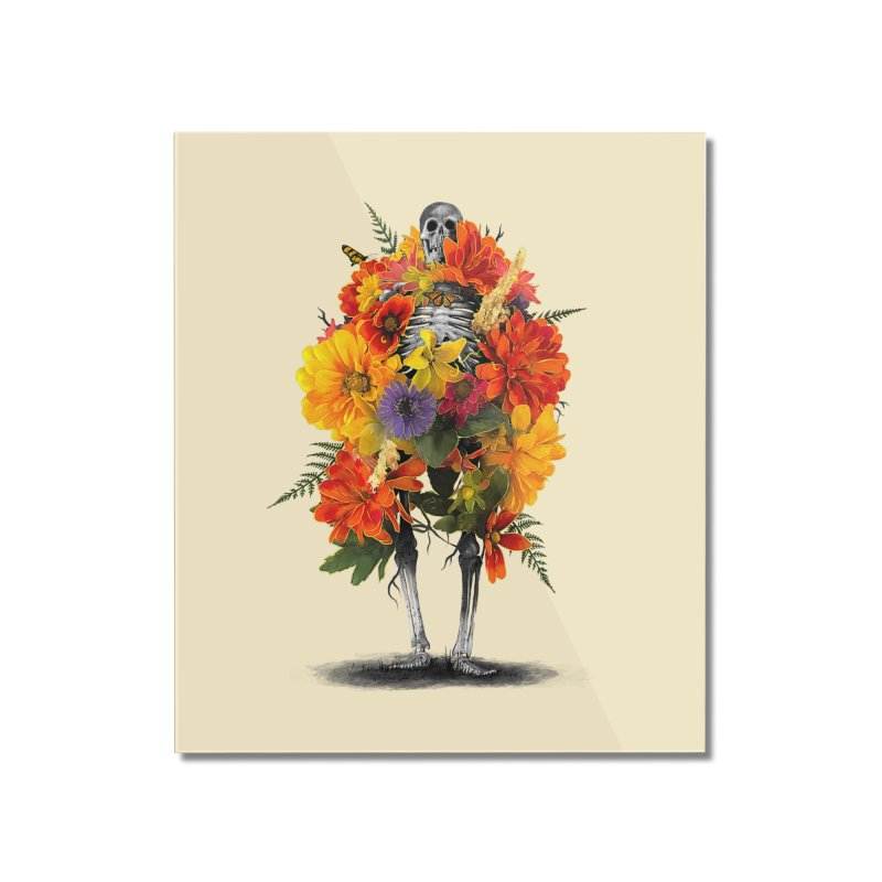 Dress To Kill Home Mounted Acrylic Print by nicebleed