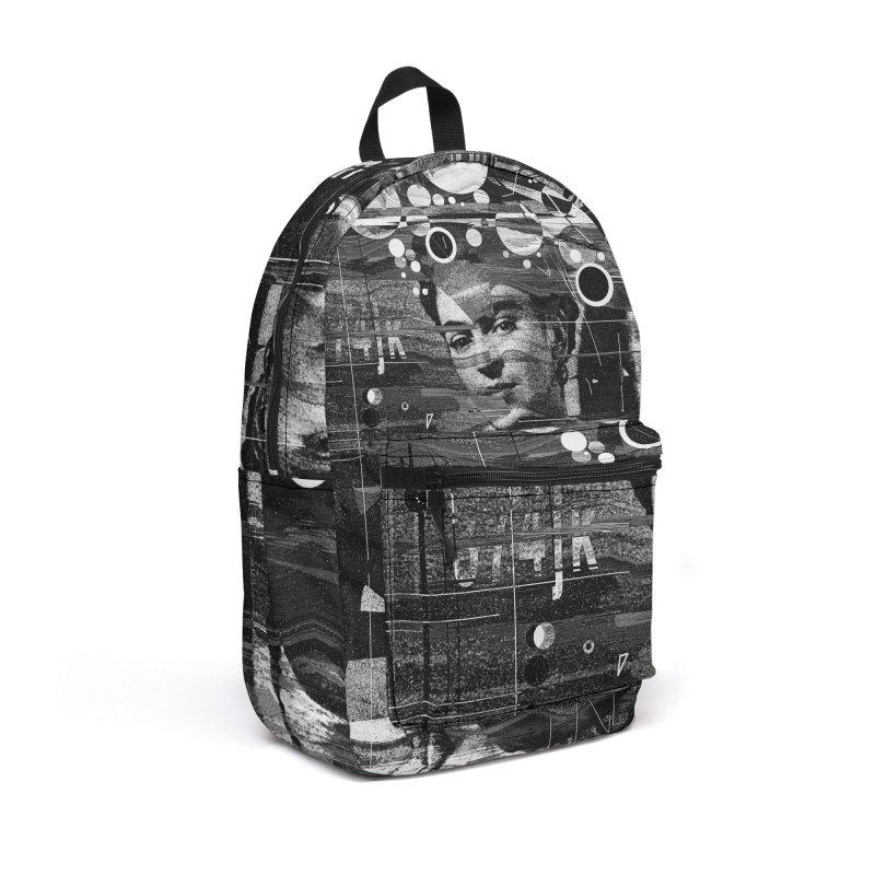 Frida Accessories Backpack Bag by nicebleed