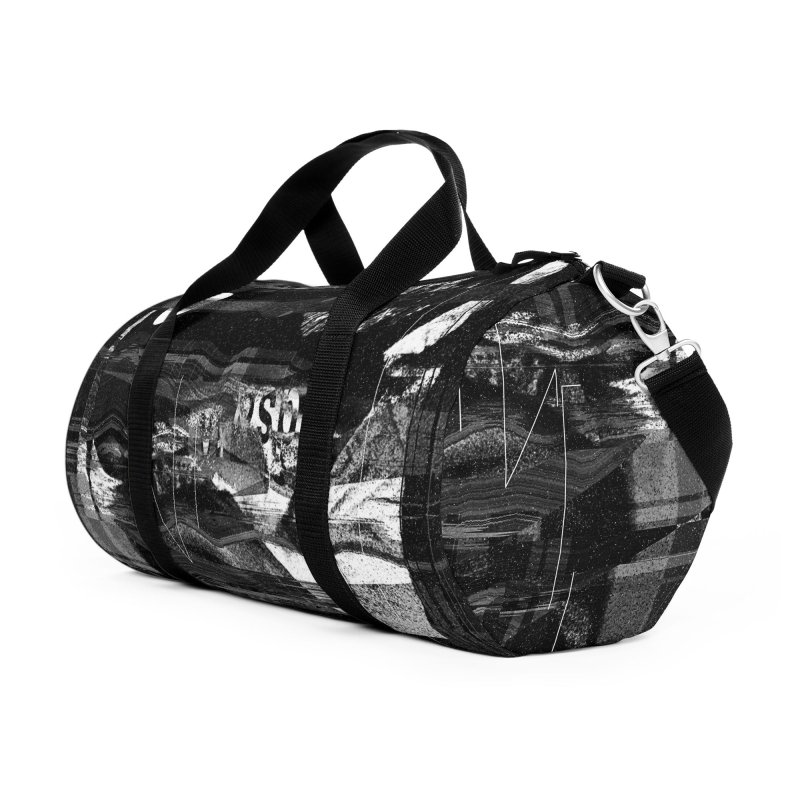 Frida Accessories Duffel Bag Bag by nicebleed