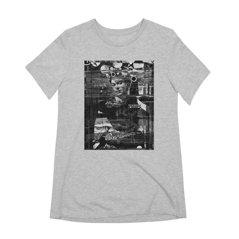 Frida Women's Extra Soft T-Shirt by nicebleed