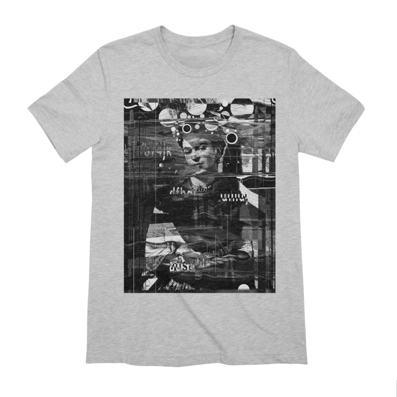 Frida Men's Extra Soft T-Shirt by nicebleed