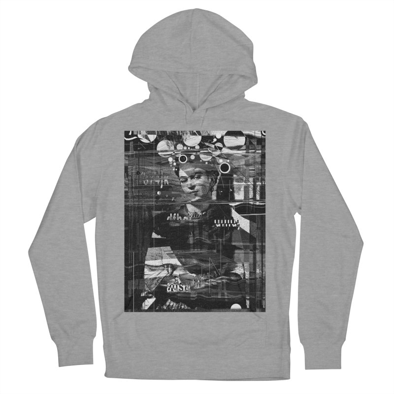 Frida Women's French Terry Pullover Hoody by nicebleed