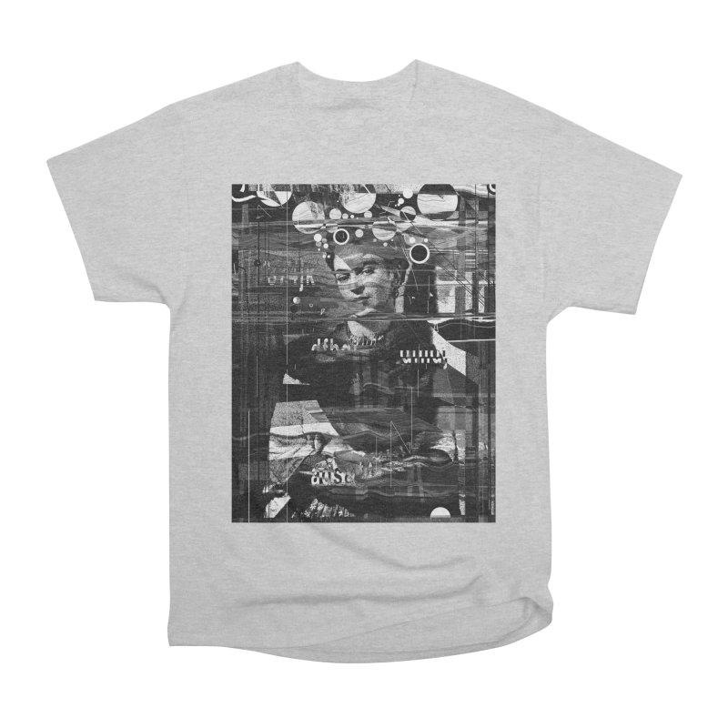 Frida Women's Heavyweight Unisex T-Shirt by nicebleed