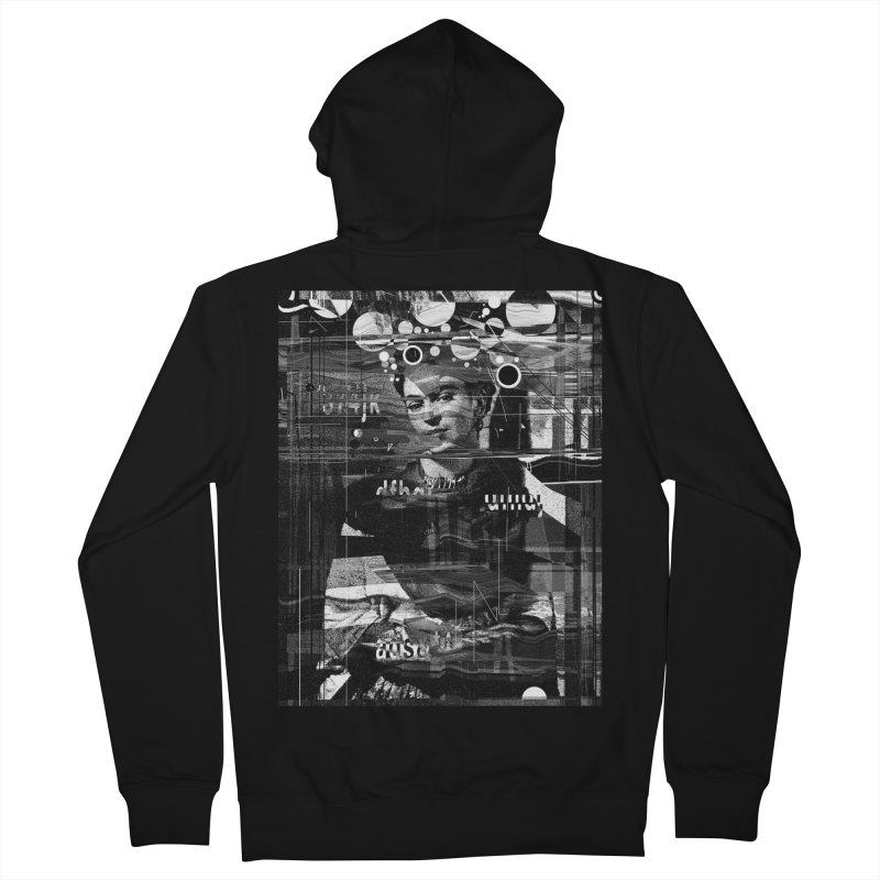 Frida Women's French Terry Zip-Up Hoody by nicebleed