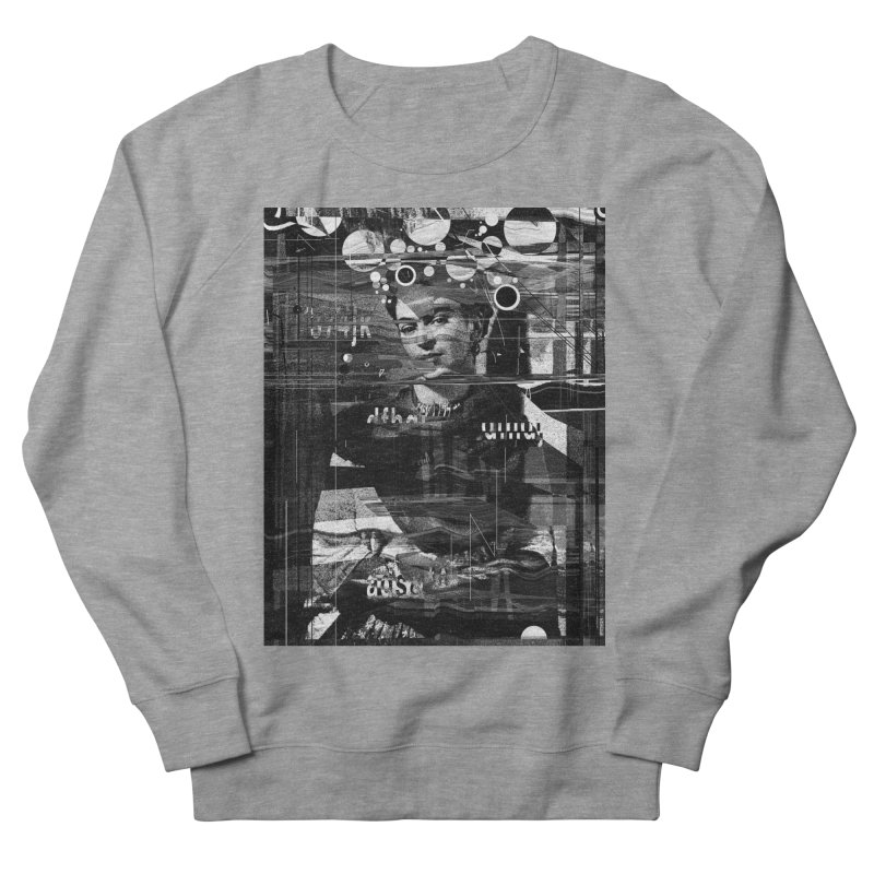Frida Men's French Terry Sweatshirt by nicebleed