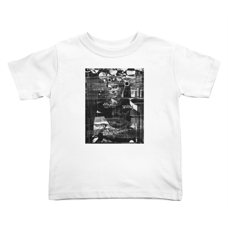 Frida Kids Toddler T-Shirt by nicebleed