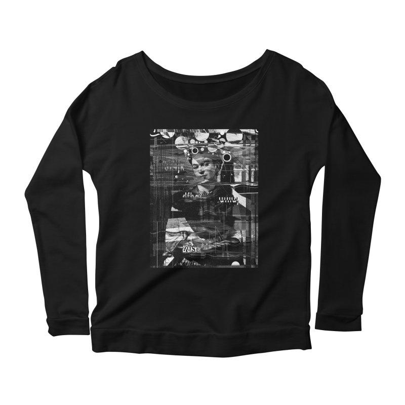 Frida Women's Scoop Neck Longsleeve T-Shirt by nicebleed