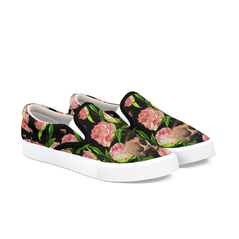 Rebirth Women's Slip-On Shoes by nicebleed