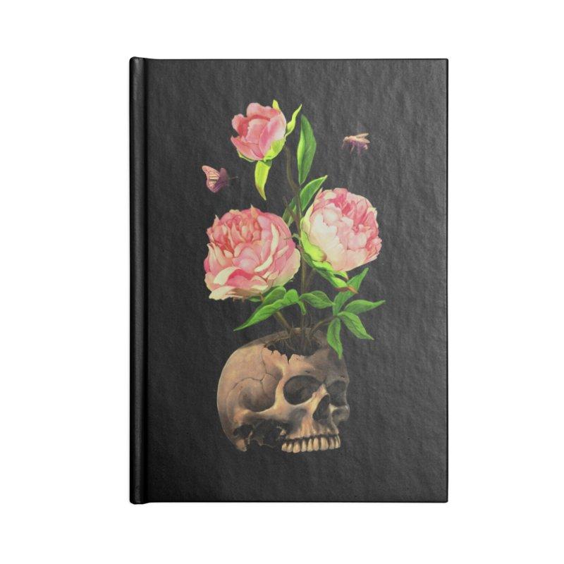 Rebirth Accessories Blank Journal Notebook by nicebleed
