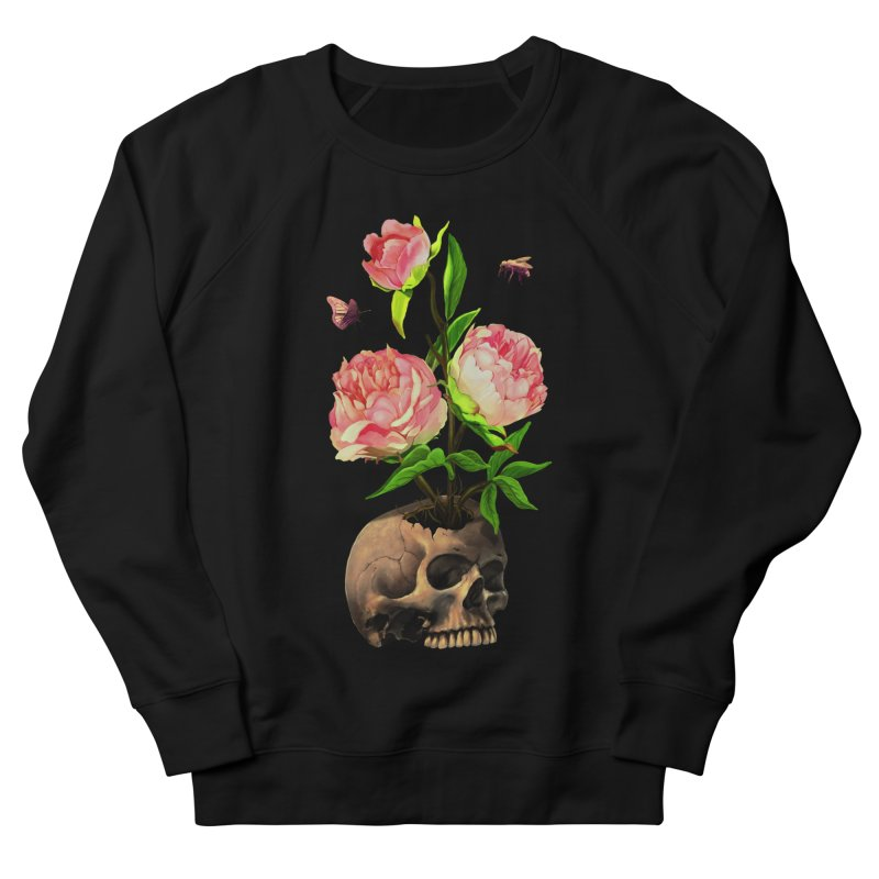 Rebirth Women's French Terry Sweatshirt by nicebleed