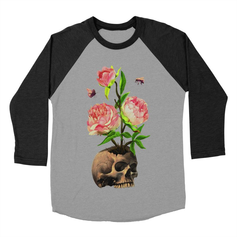 Rebirth Men's Baseball Triblend Longsleeve T-Shirt by nicebleed