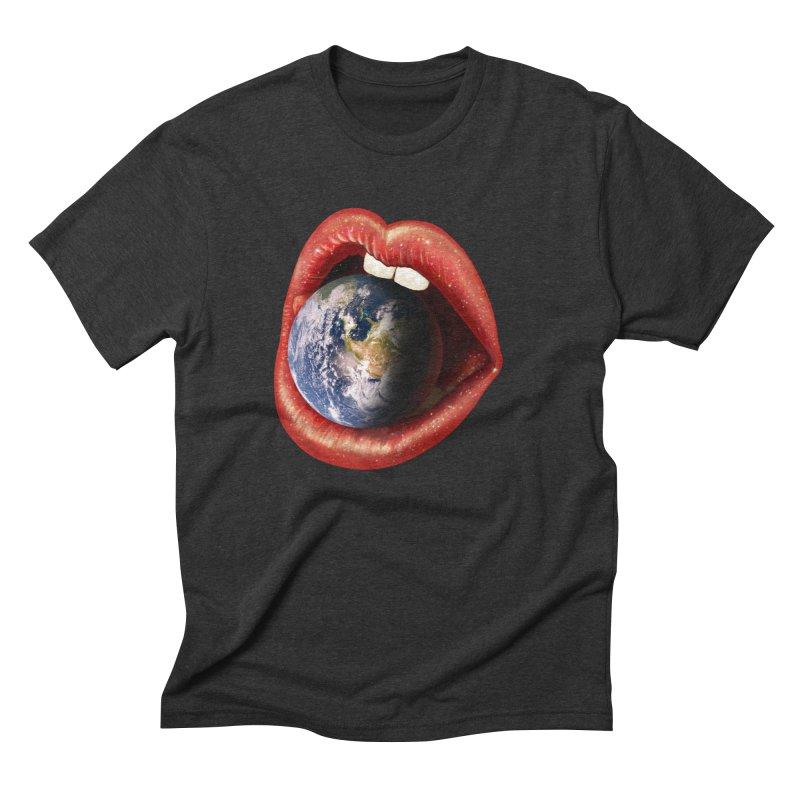 Sweet Treat - Earth Men's Triblend T-Shirt by nicebleed