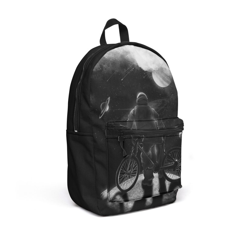 Space Commuter Accessories Backpack Bag by nicebleed