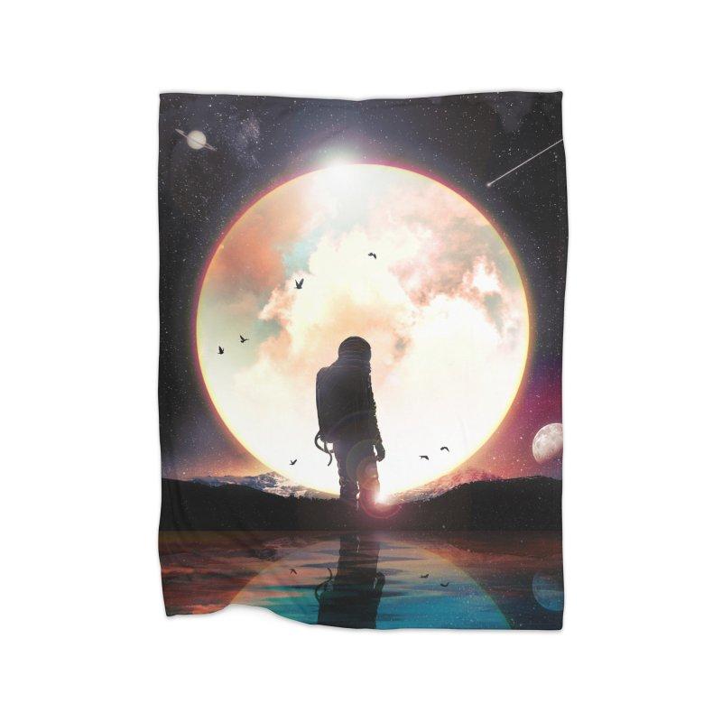 The Radiant Home Blanket by nicebleed