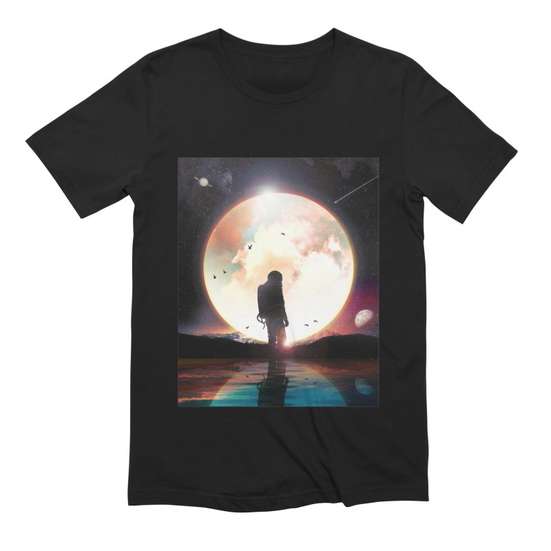 The Radiant Men's Extra Soft T-Shirt by nicebleed
