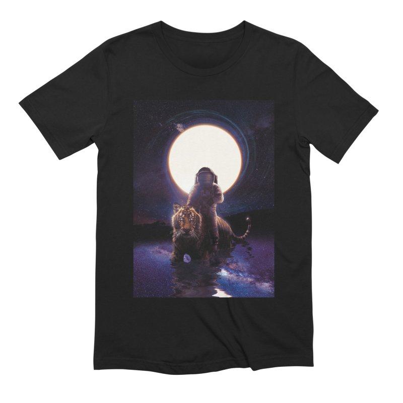 Hunter Men's Extra Soft T-Shirt by nicebleed