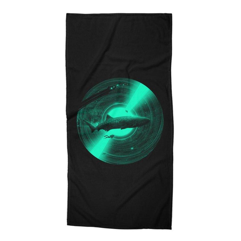Oceanic Tune Accessories Beach Towel by nicebleed