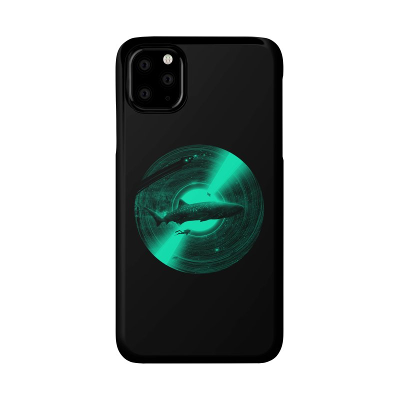 Oceanic Tune Accessories Phone Case by nicebleed