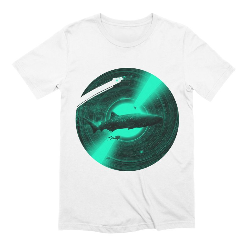 Oceanic Tune Men's Extra Soft T-Shirt by nicebleed
