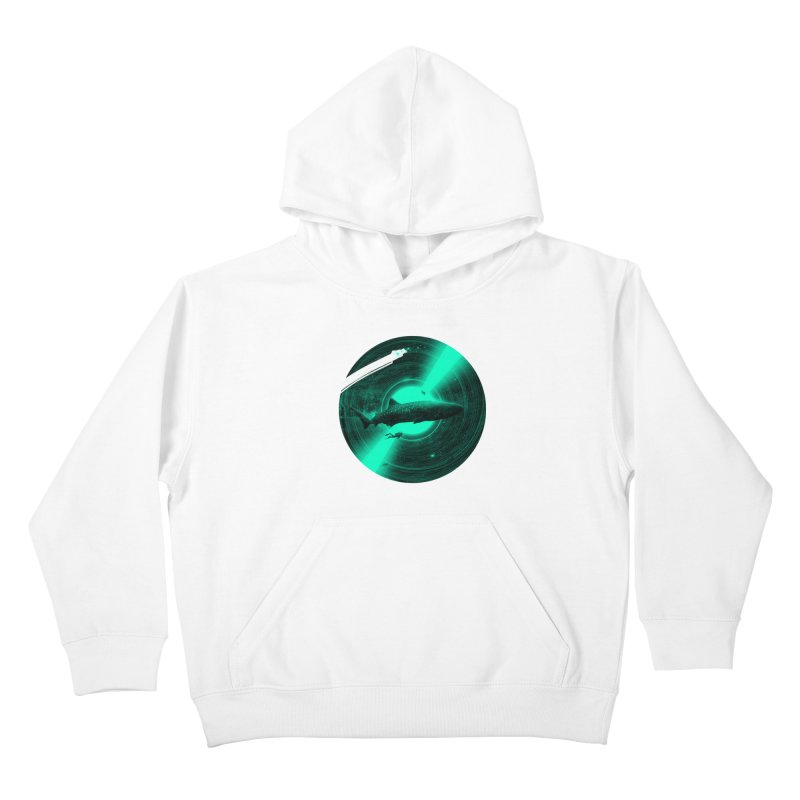 Oceanic Tune Kids Pullover Hoody by nicebleed
