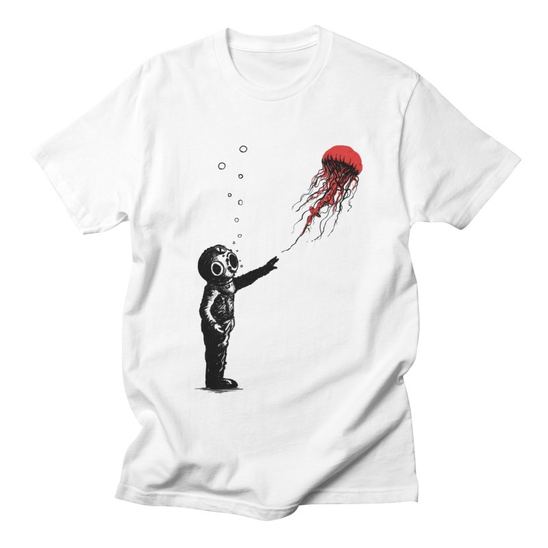 Sting With Me Men's T-Shirt by nicebleed