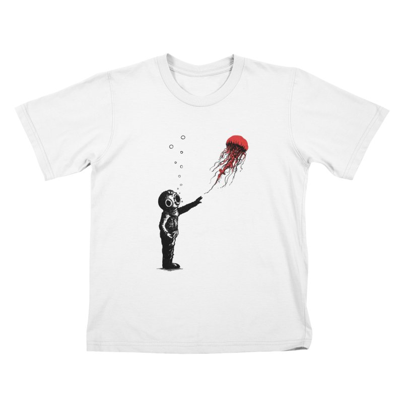 Sting With Me Kids T-Shirt by nicebleed