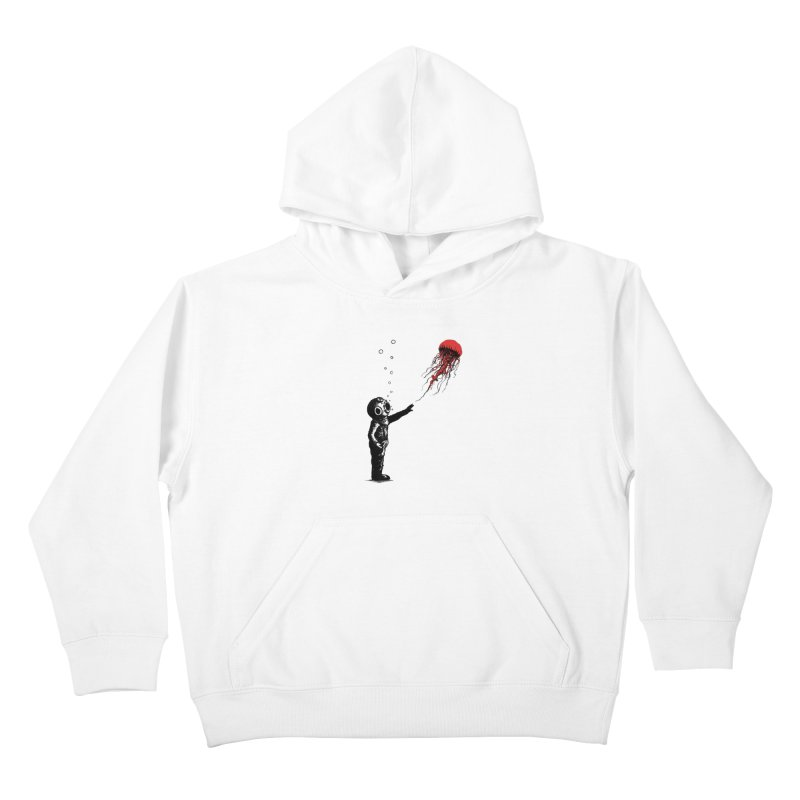 Sting With Me Kids Pullover Hoody by nicebleed