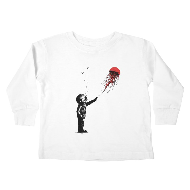 Sting With Me Kids Toddler Longsleeve T-Shirt by nicebleed