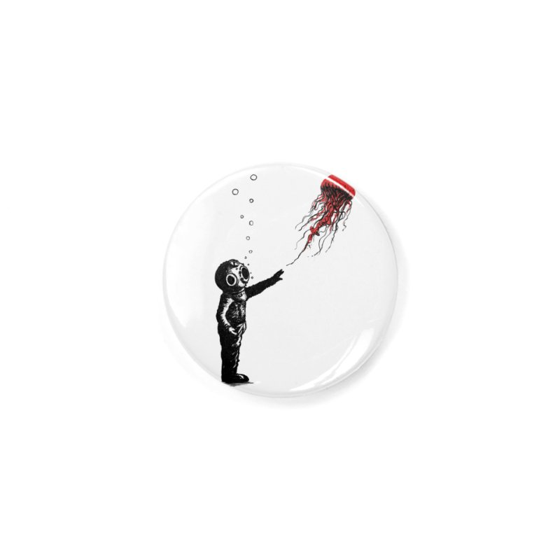 Sting With Me Accessories Button by nicebleed
