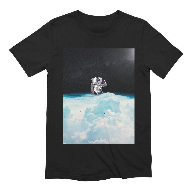 Seeking Men's Extra Soft T-Shirt by nicebleed
