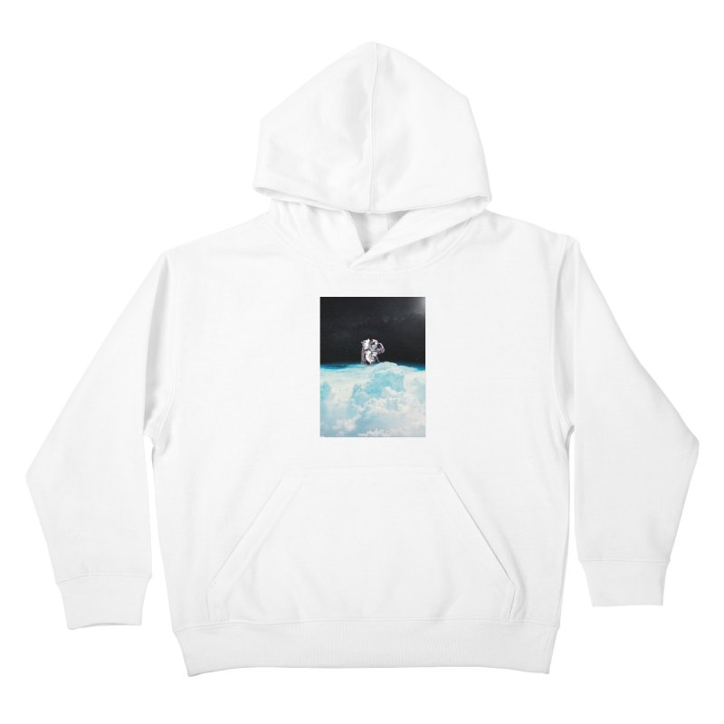 Seeking Kids Pullover Hoody by nicebleed