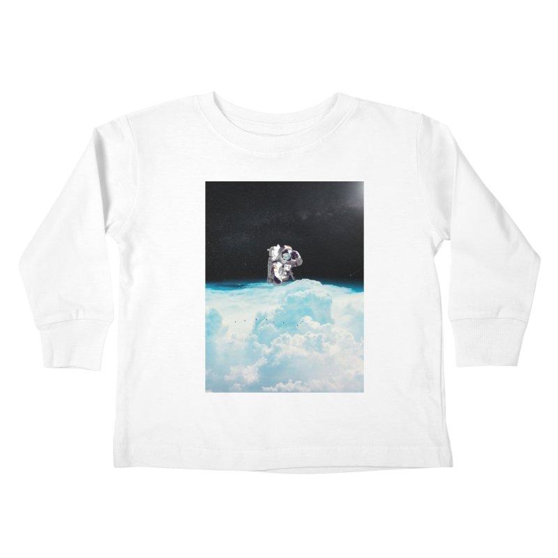 Seeking Kids Toddler Longsleeve T-Shirt by nicebleed