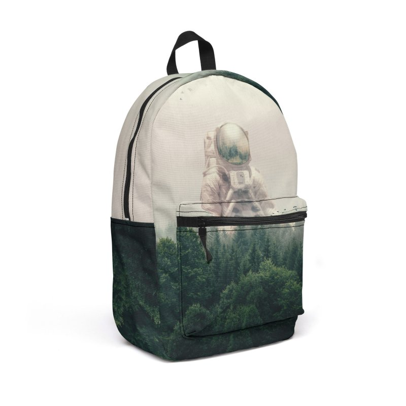 The Guest Accessories Backpack Bag by nicebleed
